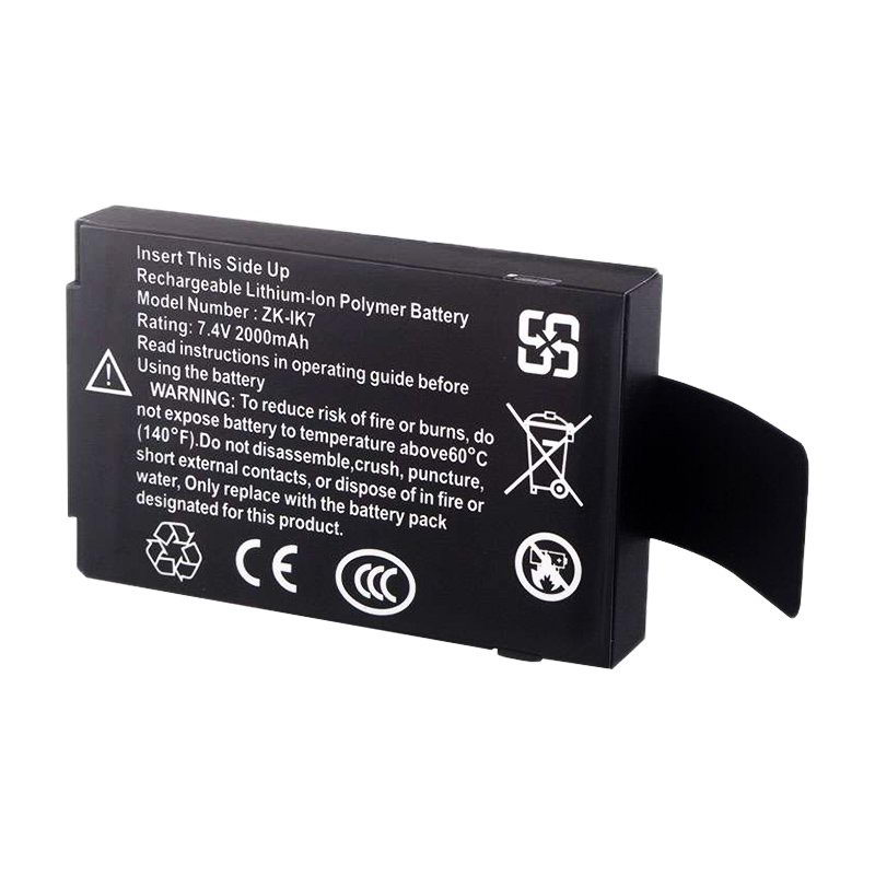 8H Backup Battery