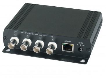 Удлинители Ethernet по коаксиальному кабелю