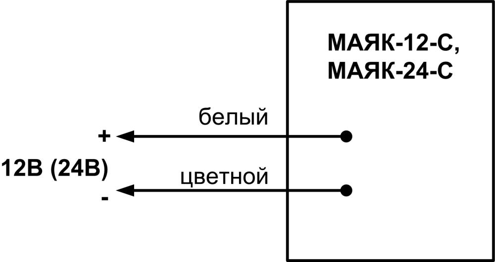 автосигнализация sky m1 схема