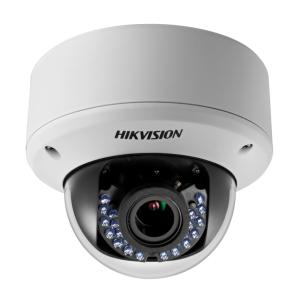 HD-TVI купольные антивандальные камеры