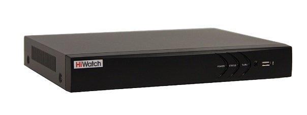 HD-TVI 8-канальный видеорегистратор