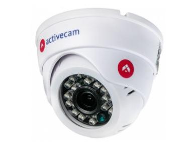 Уличные IP-камеры с ИК-подсветкой