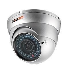 Антивандальные IP-камеры с ИК-подсветкой
