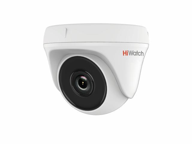 HD-TVI купольные камеры