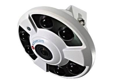 Панорамные IP-камеры